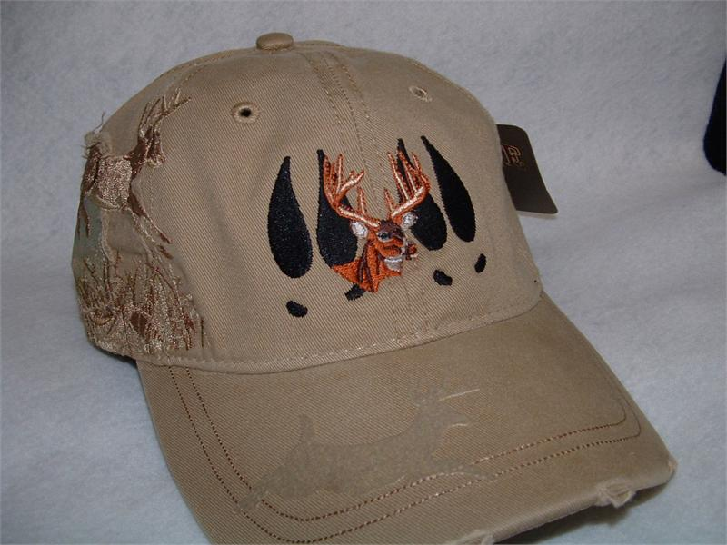 WILDLIFE BASEBALL CAPS - Dog Merchandise - Pet Products & Pet Dog