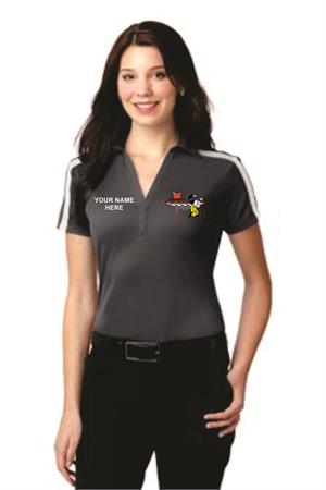 Ladies Silk Touch Polo L547
