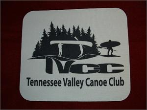 Mousepad Old TVCC Logo