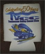Coozies Celebrating 50 Years with Truck TVCC