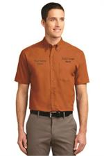Short Sleeve Easy Care Shirt S508